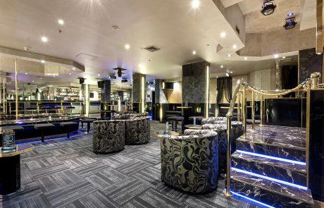 Main Floor Lounge Area