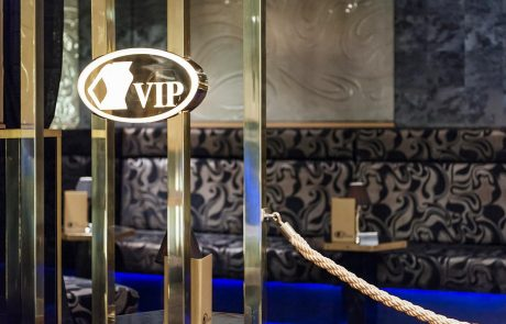 VIP Area Entry