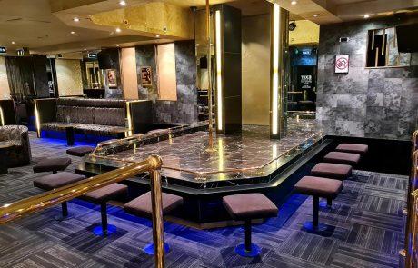 Main Floor Area 3 - Dreams Gentlemen's Club