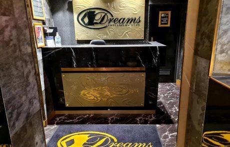 Reception Area 2 - Dreams Gentlemen's Club